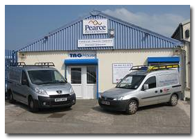Pearce Electrical Services based in Bristol